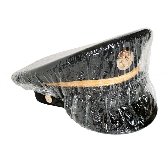 Clear Rain Hat One Size Fits All