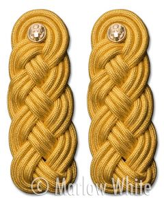 Army Mylar (Synthetic Bullion) Mess Shoulder Knots