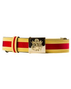 Air Defense & Field Artillery Officer Ceremonial Belt