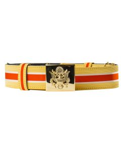 Signal Corps Officer Ceremonial Belt