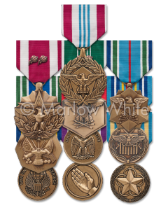 Custom Full Size Medals