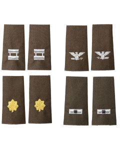 AGSU Officer Shoulder Marks