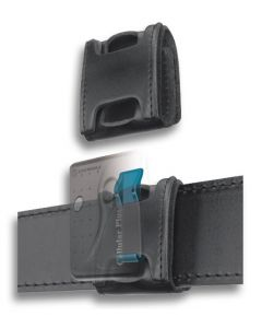 Clearance - Leather Pager Case