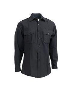 Elbeco Textrop™ 314 Male Dark Navy Long Sleeve Shirt