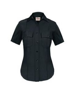 Elbeco Textrop™ 9814 Female Short Sleeve Dark Navy Shirt