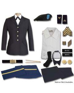 Female NCO ASU Head-to-Toe Package