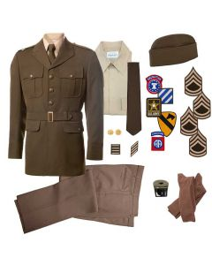 Male Enlisted AGSU Package