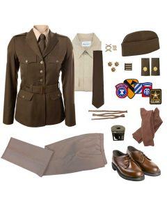Female AGSU Officer Package