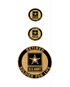Soldier for Life Insignia