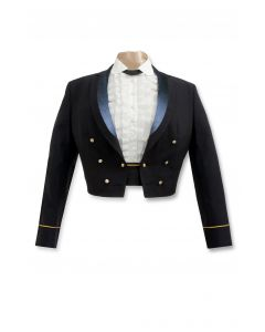 Female Enlisted Blue Mess Jacket