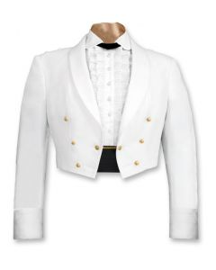 Female General Officer Army White Mess Jacket