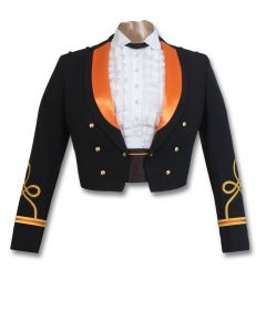 Female Officer Blue Mess Jacket