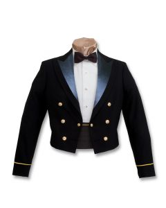 Male Enlisted Blue Mess Jacket