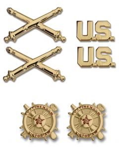 Army Officer Non-Tarnish Branch Insignia