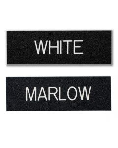 Army Service Uniform Nameplate