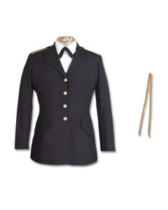 Female Enlisted ASU Coat