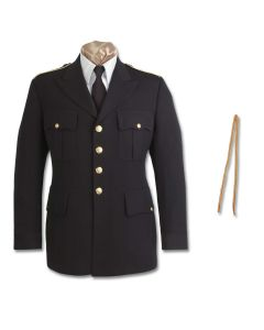 Male Enlisted ASU Coat