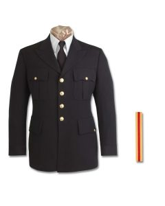 Male Officer ASU Coat
