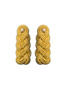 Army Gold Bullion Mess Knots