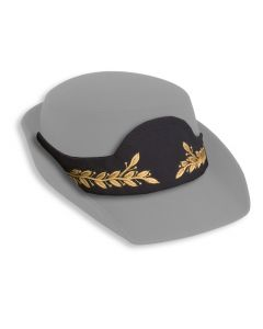 Army Female Field Grade Hat Band