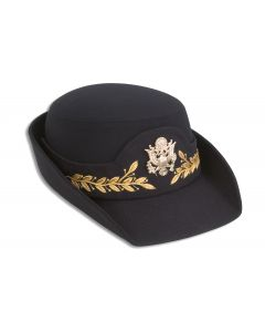 Female Field Grade Officer ASU Service Hat