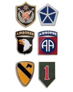 Army Combat Service Identification Badge (CSIB)