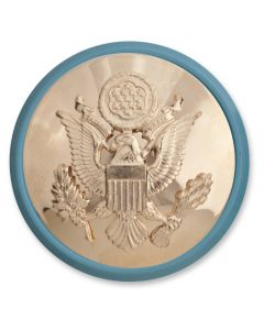 Army Enlisted Infantry Cap Disk