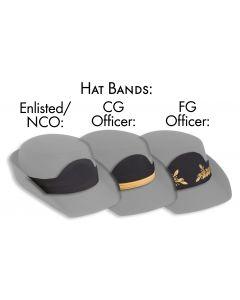 Premium™ Cap Bands, Female ASU cap
