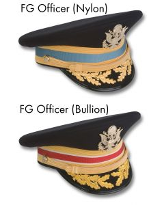 Male Field Grade Officer ASU Service Cap