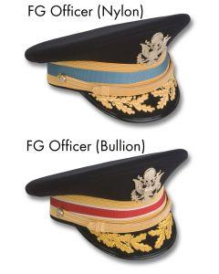 Male Field Grade Officer ASU Service Cap