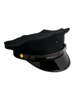 Eight Point Police Cap