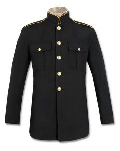 First Responder High-Collar Dress Coat