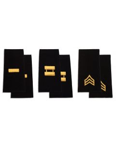 Clearance - First Responder Soft Shoulder Board Rank