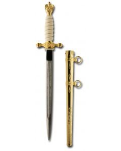 German Navy Dagger - Regular Blade