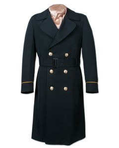 Clearance – Midnight Blue Overcoat