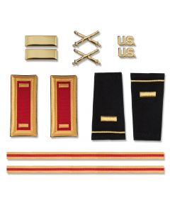 Male ASU Conversion Kit – NCO to Officer