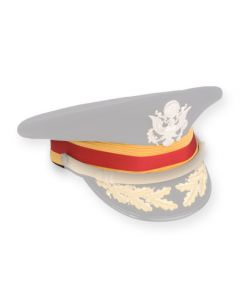 Male Officer Cap Braid Band