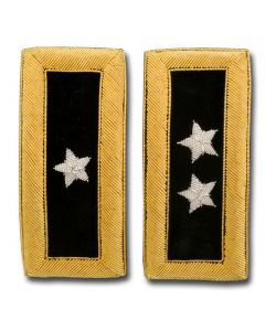 General Officer Shoulder Straps