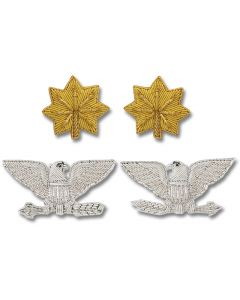 Bullion Mess Rank for Officers