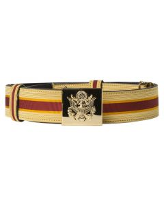 Transportation Corps Officer Ceremonial Belt