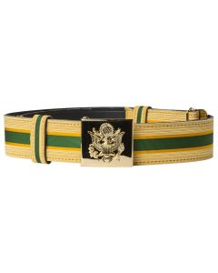 Military Police Officer Ceremonial Belt