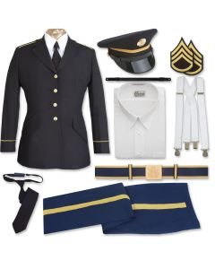 Female NCO Classic™ NGB Funeral Honors ASU Package