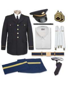 Male NCO Classic™ NGB Funeral Honors ASU Package