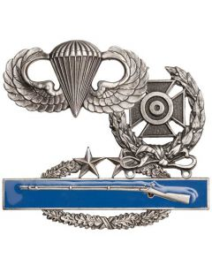 Oxidized Skill & Combat Badges