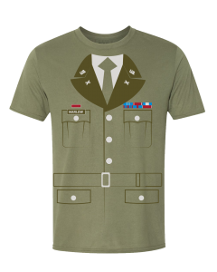 Army Green Weekend Uniform- AGWU