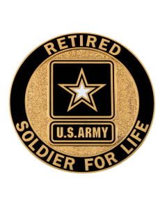 Retired Service Identification Badge