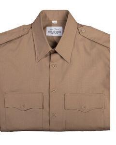 Officer AGSU Male Short Sleeve Shirt