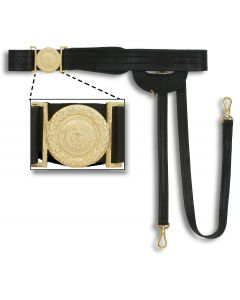 Coast Guard Sword Belt