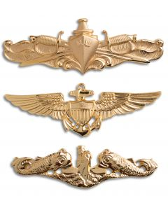 US Navy Breast Insignia