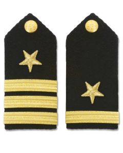 Navy Male Hard Shoulder Boards